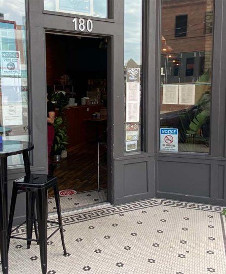 Cafe Astoris is Open!
